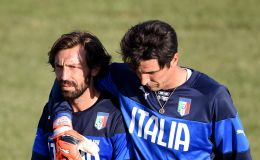 בופון פירלו נבחרת איטליה