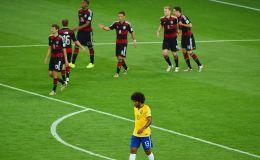 ברזיל נגד גרמניה 7:1