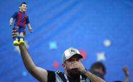 אוהד נבחרת ארגנטינה