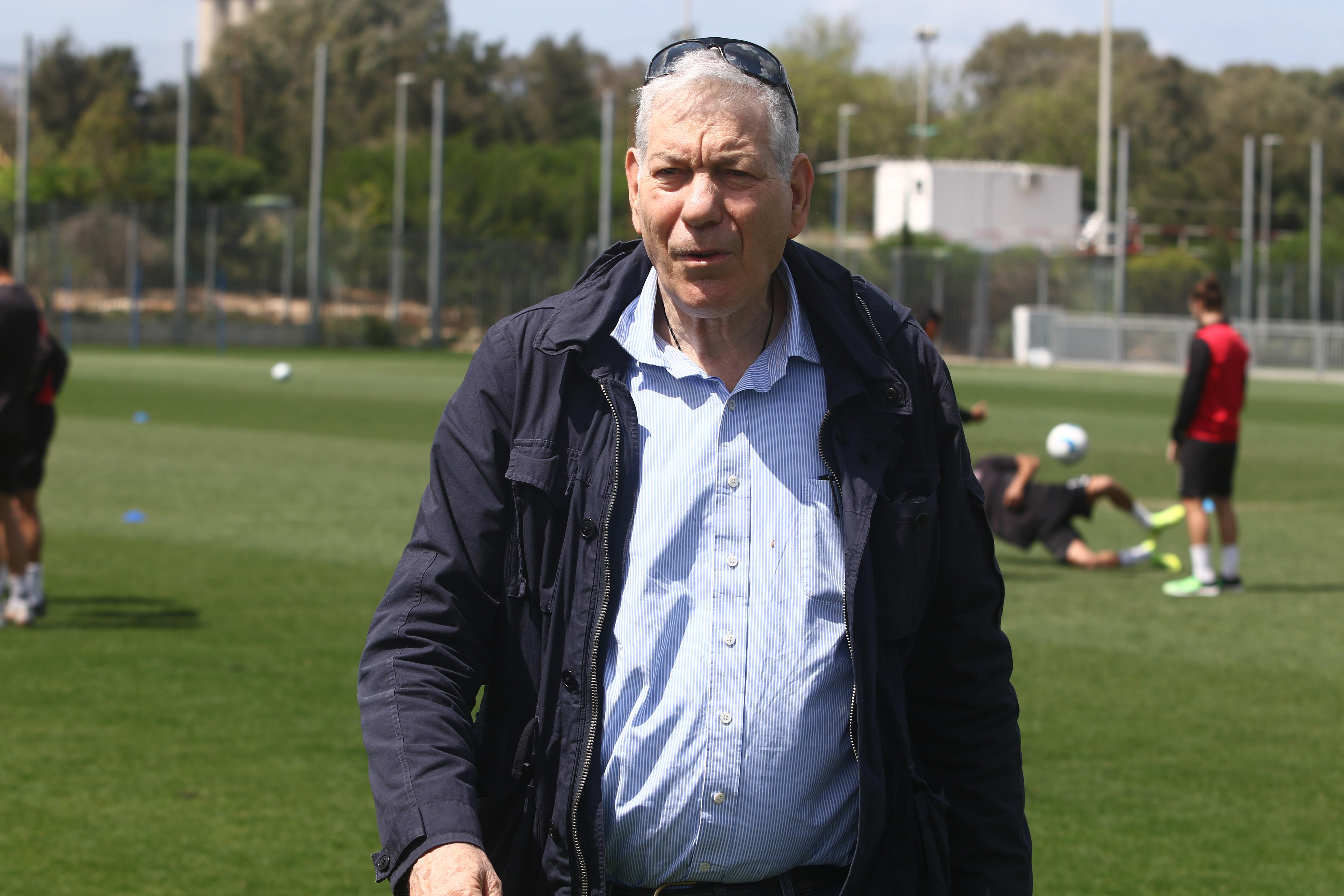 בעלי הפועל חיפה יואב כץ