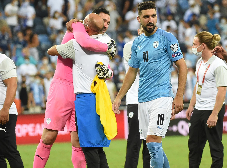 מונס דאבור, נבחרת ישראל בכדורגל