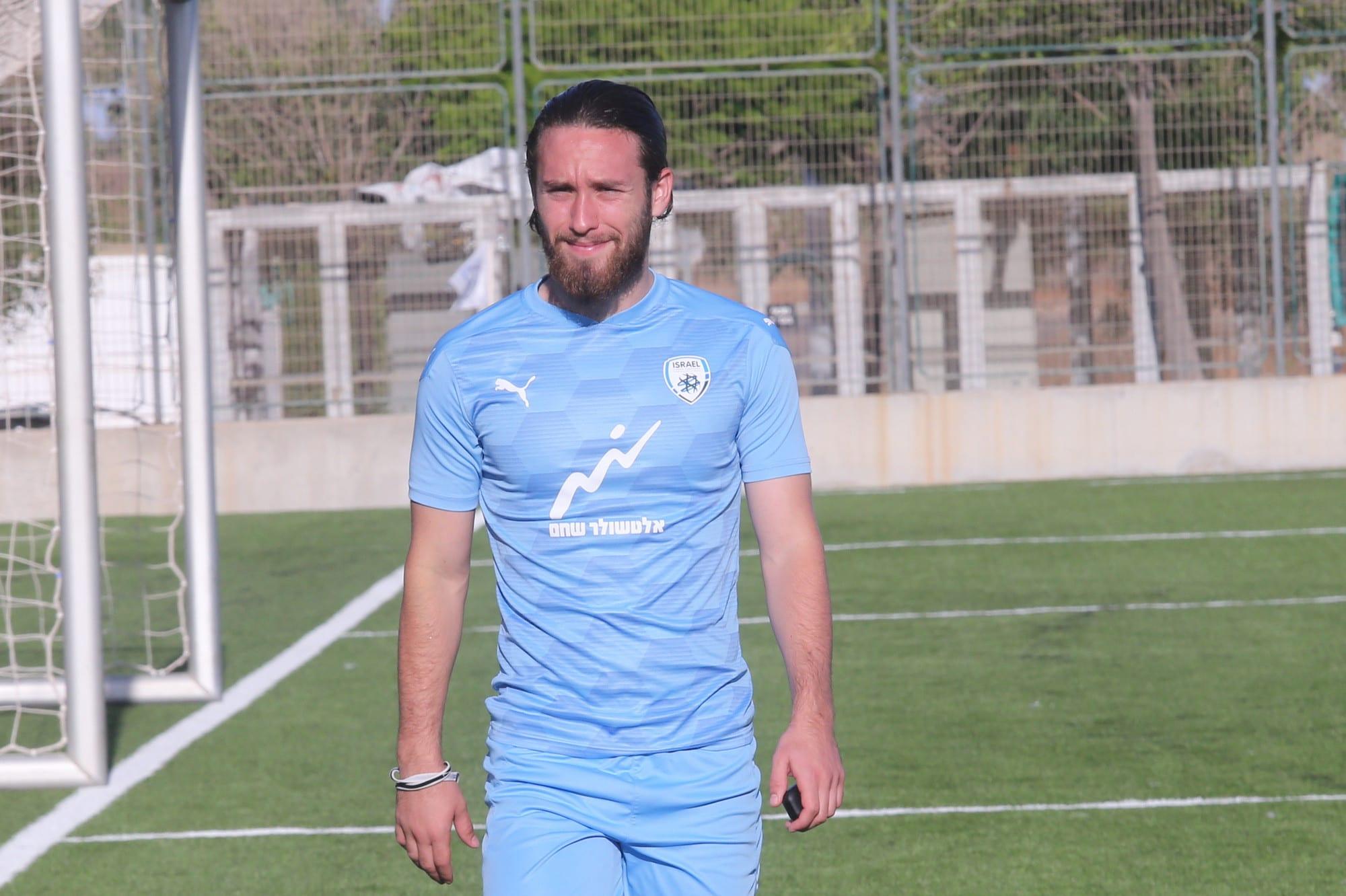עופרי ארד שחקן נבחרת ישראל