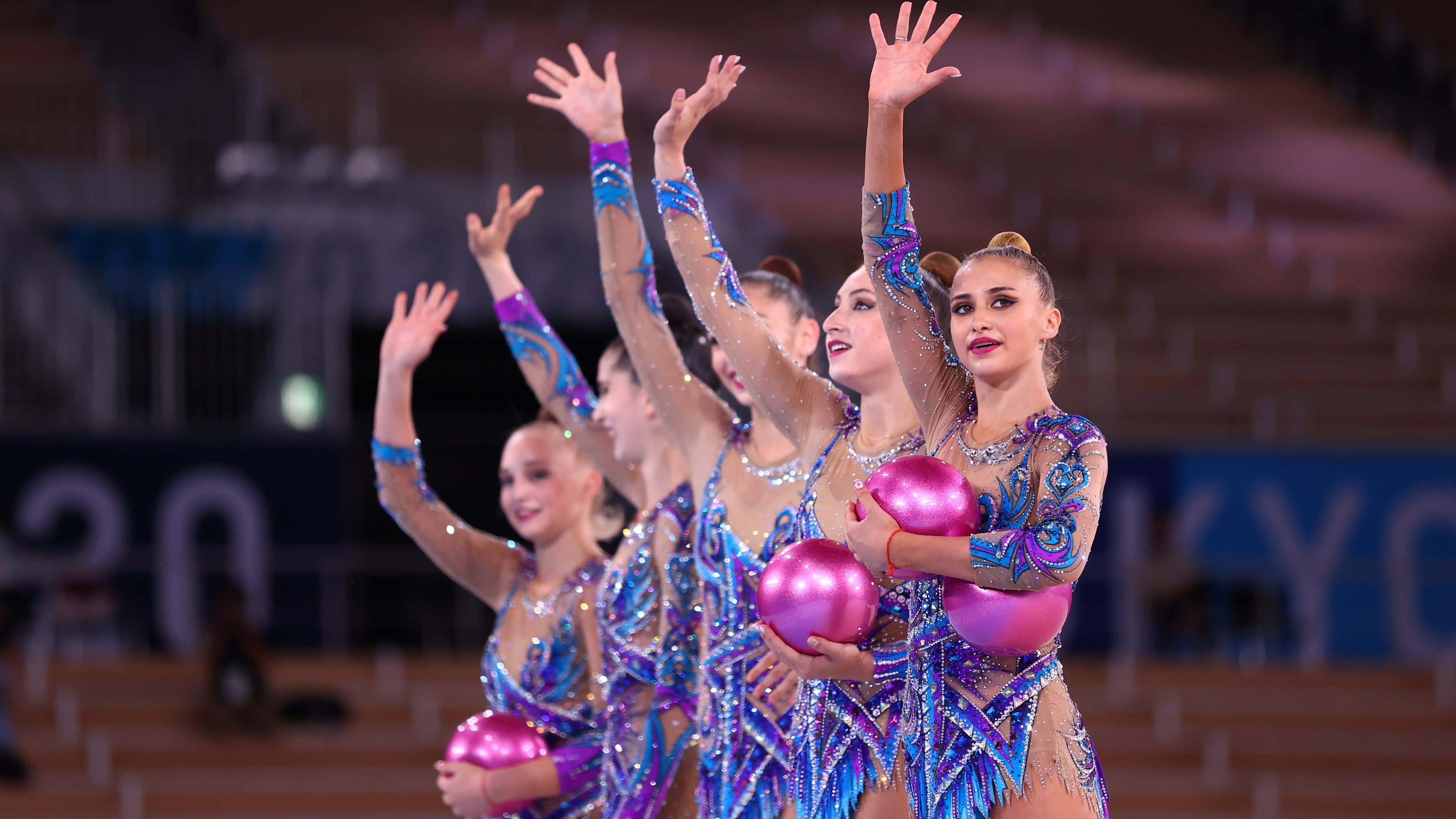 נבחרת ההתעמלות האומנותית של ישראל