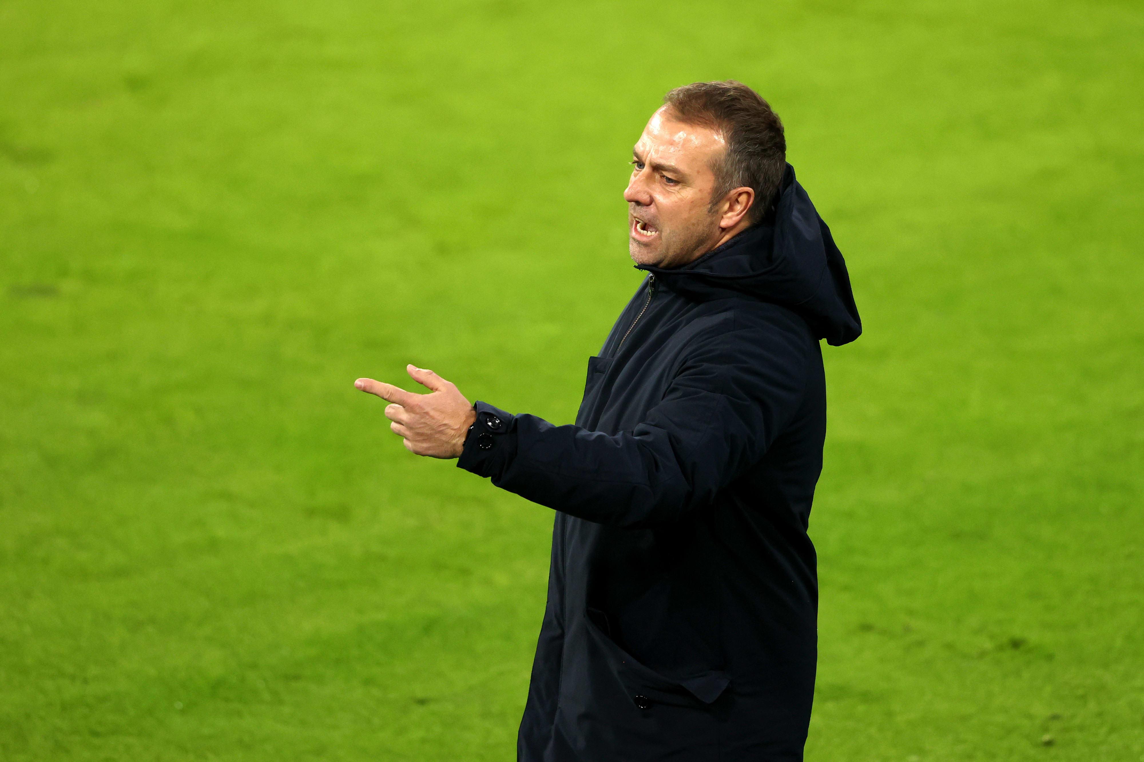 האנזי פליק מאמן באיירן מינכן