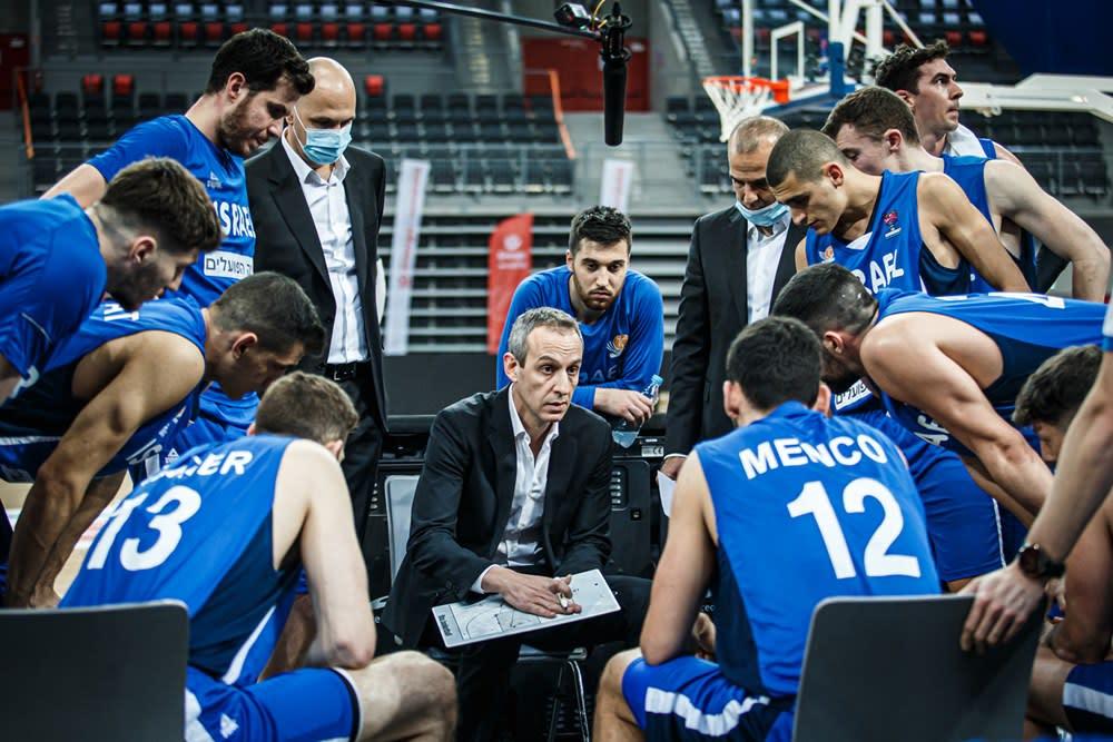 מאמן נבחרת ישראל עודד קטש