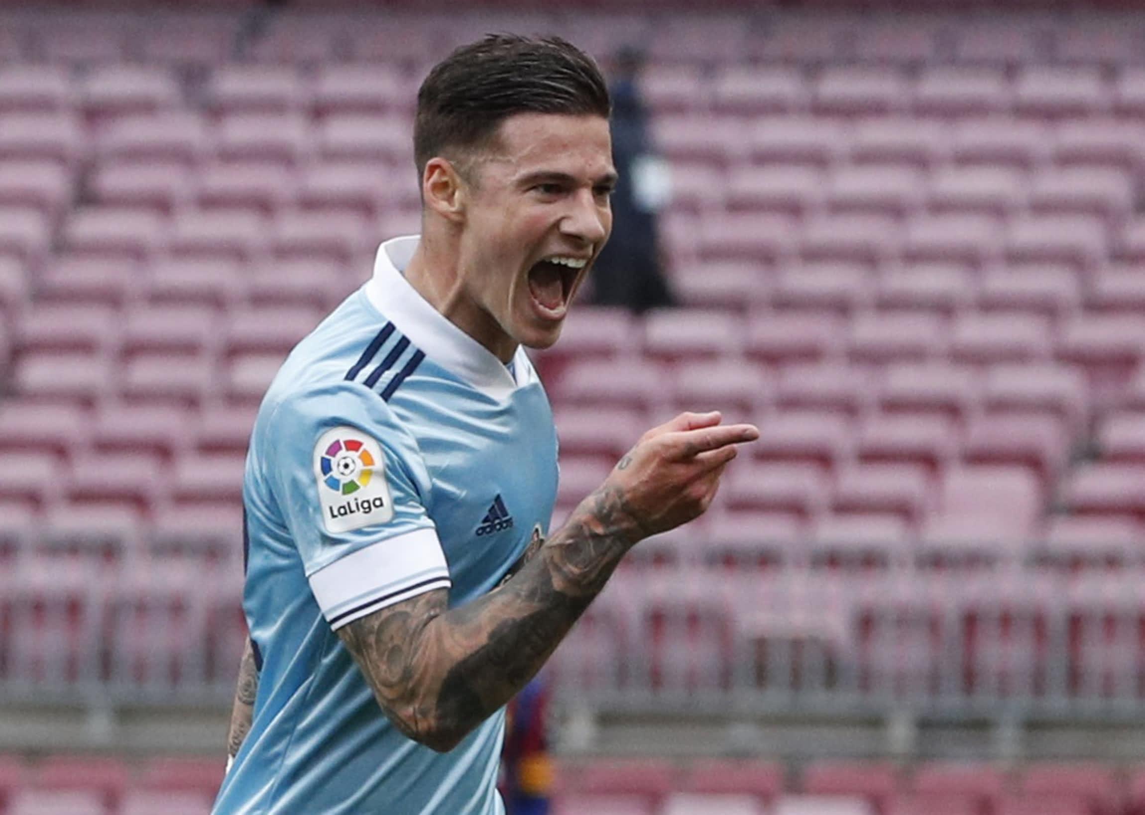 Santi appointed Salta Vigo player