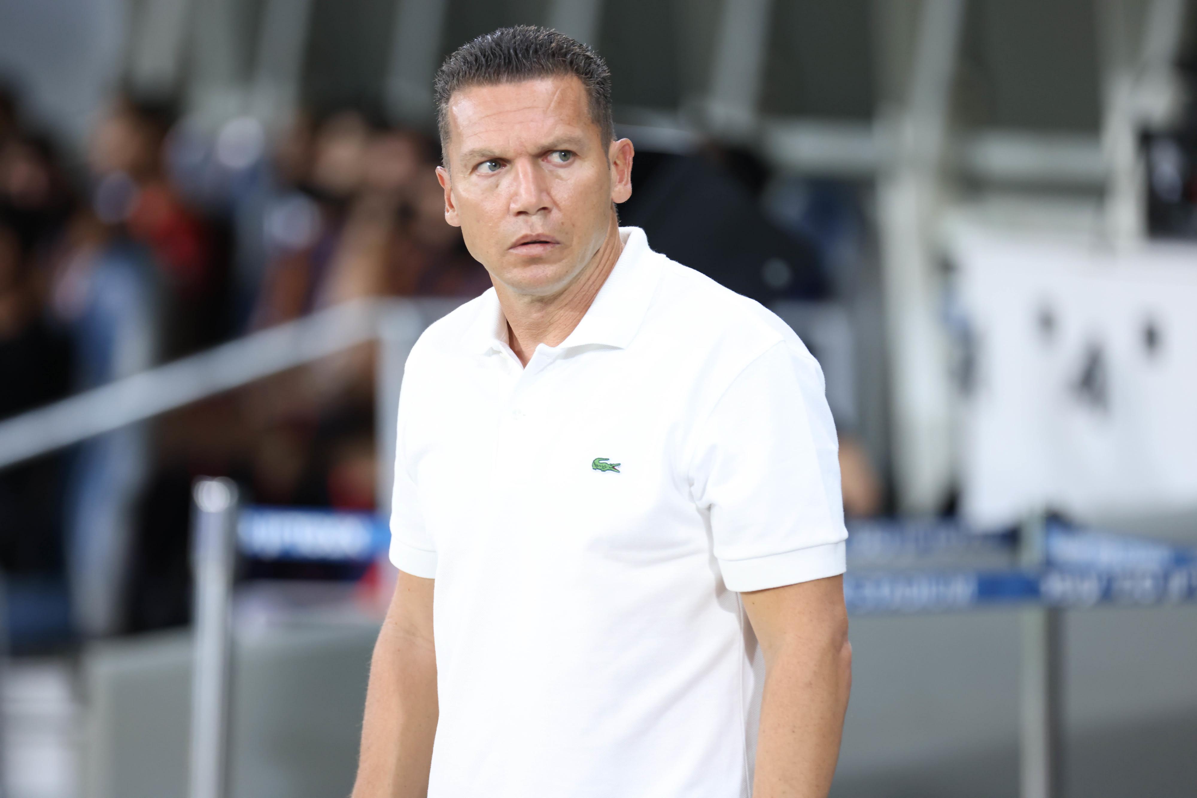 ברק בכר, מאמן מכבי חיפה