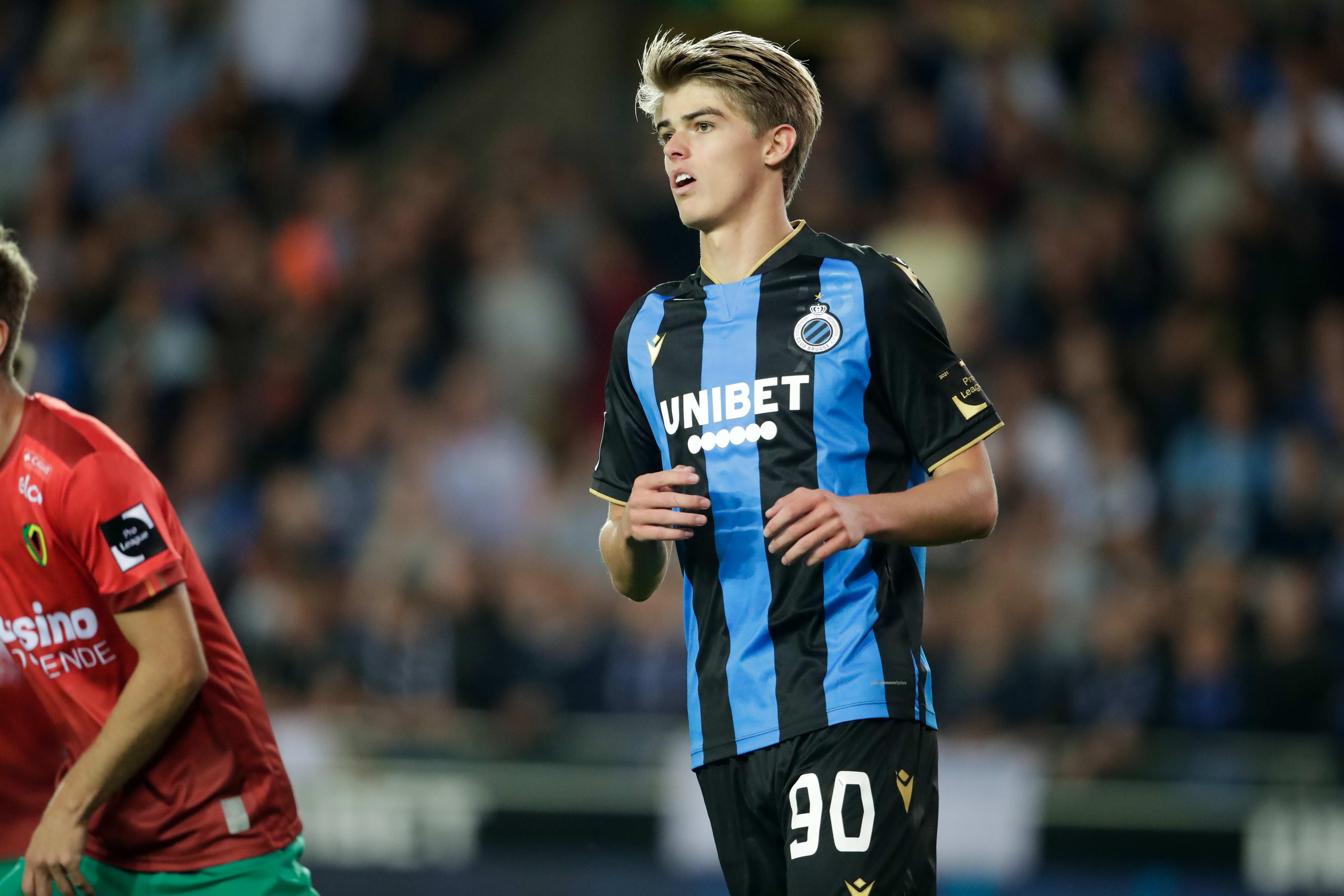Charles de Catalara Player Club Brugge