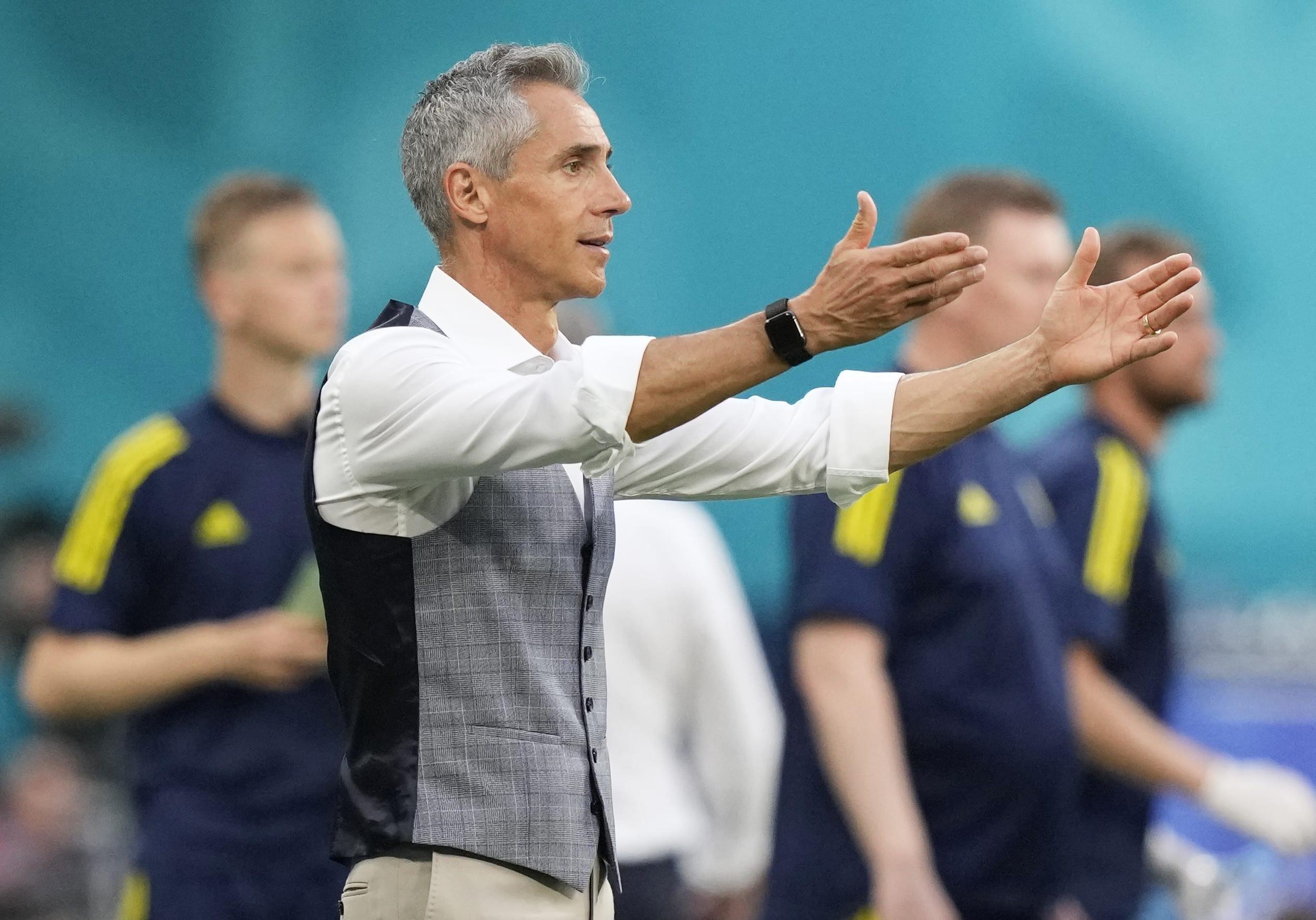 פאולו סוזה מאמן נבחרת פולין