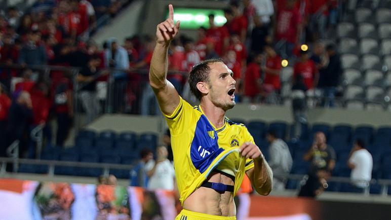 המועדון נכנס לו ללב. קרלוס גרסיה