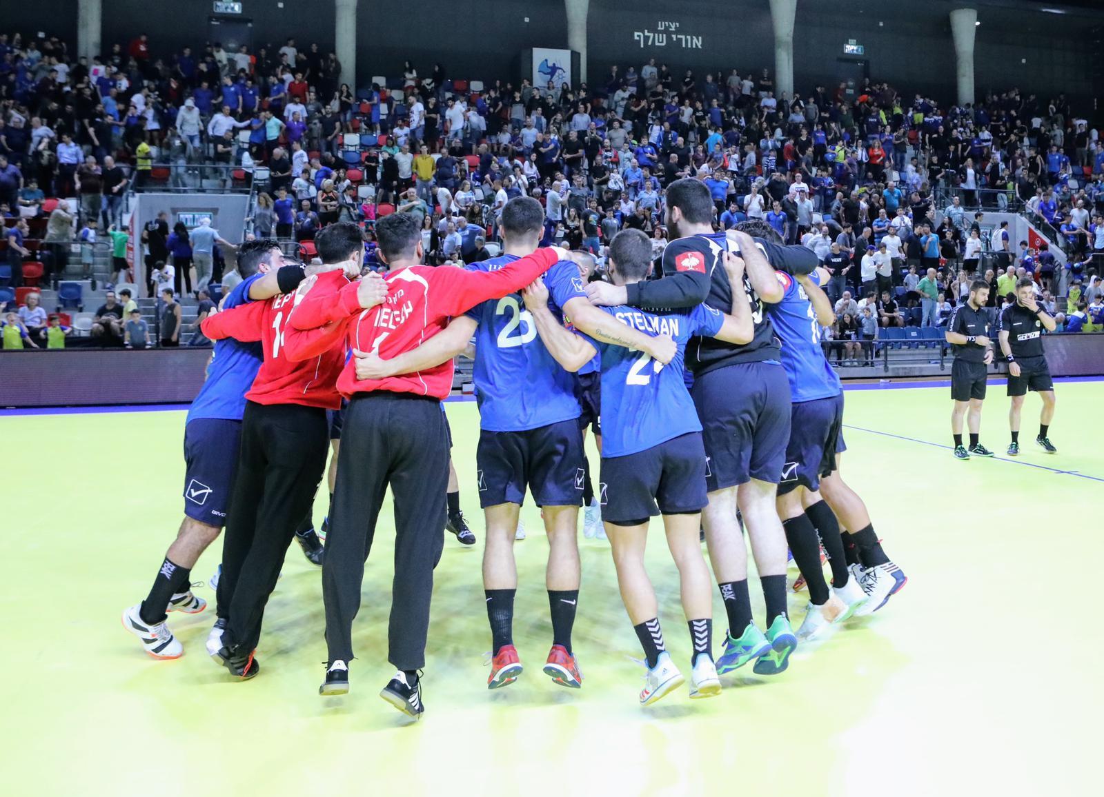 נבחרת ישראל, כדוריד