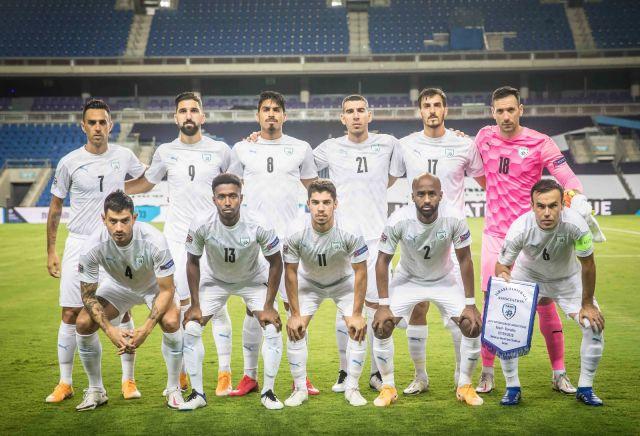 נבחרת ישראל נגד סלובקיה