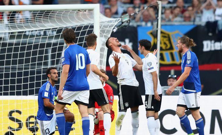 צפו בתקציר: גרמניה דרסה את מרינו 0:7