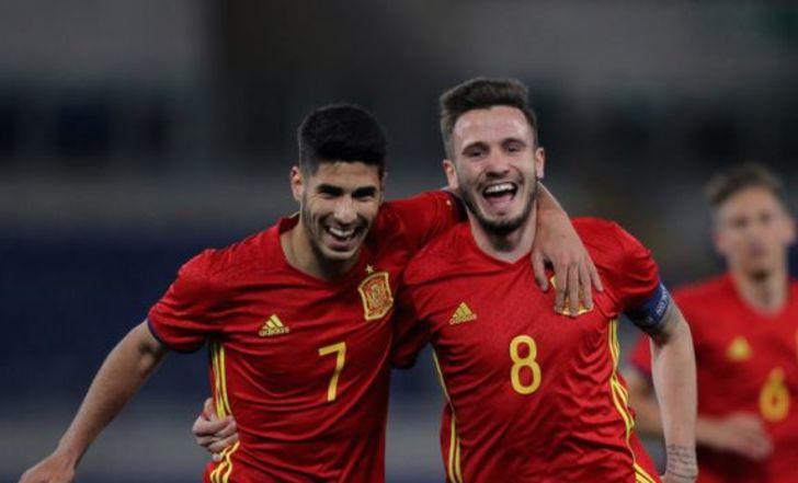 יורו הצעירות: ספרד התעללה במקדוניה עם 0:5
