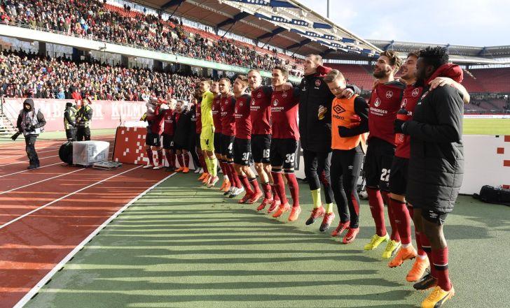 צפו בתקציר: נירנברג ניצחה 1:3 את דואיסבורג
