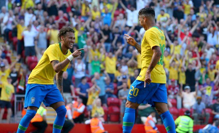 צפו בתקציר: שער אדיר לניימאר, 0:2 לנבחרת ברזיל על קרואטיה