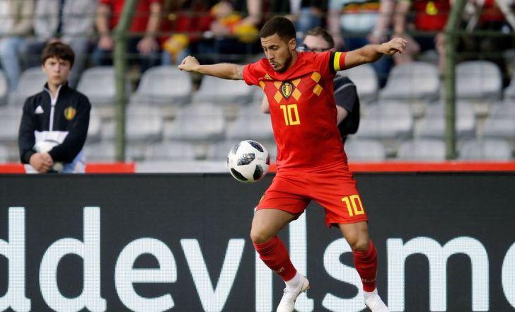 צפו בתקציר: לוקאקו והזאר סידרו לבלגיה 0:3 קליל על מצרים
