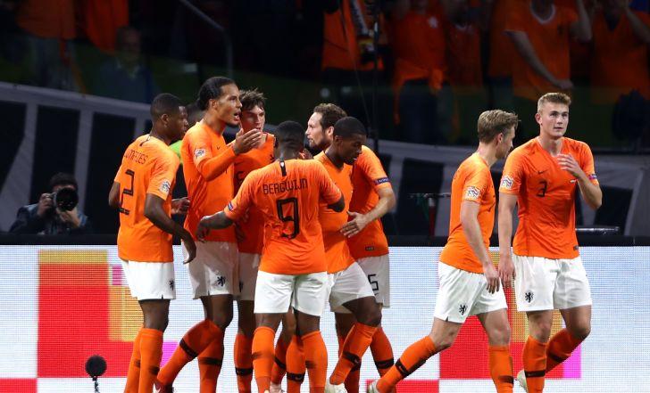צפו בתקציר: הולנד עם ניצחונה הגבוה על גרמניה אי פעם