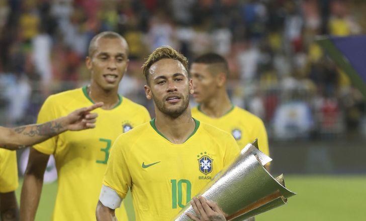 צפו בסיכום השבועי: חגיגה ברזילאית, גאווה לאומית והחמצה אחת בלתי נתפסת