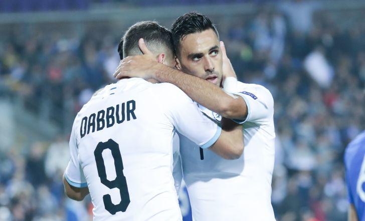 צפו בתקציר: לפני סקוטלנד, נבחרת ישראל שחטה את גואטמלה 0:7
