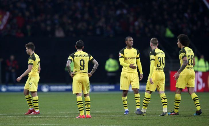 צפו בתקציר: דורטמונד הסתבכה אחרי 0:0 בנירנברג