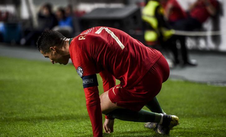 צפו בתקציר: רונאלדו נפצע והוחלף, 1:1 מאכזב לפרוטוגל בבית נגד סרביה