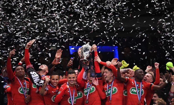 צפו בתקציר: ראן הדהימה את פריז בפנדלים וזכתה בגביע הצרפתי