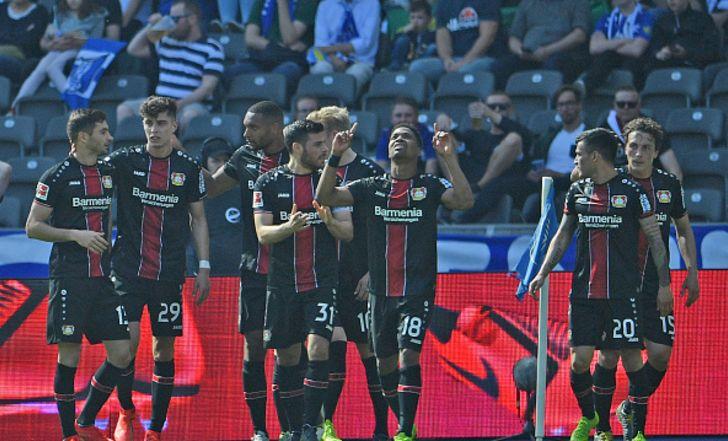 41 שערים בתשעה משחקים: צפו בכל הגולים ממחזור הסיום בגרמניה