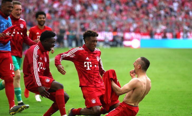 צפו בסיכום שערי המחזור ה-34 והאחרון בליגה הגרמנית