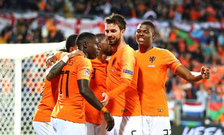 צפו: שתי טעויות מביכות בהגנת אנגליה סידרו להולנד העפלה לגמר ליגת האומות