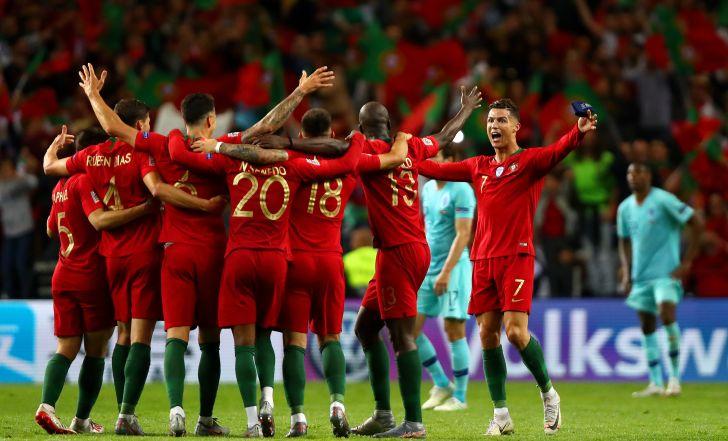 צפו בתקציר: פורטוגל גברה 0:1 על הולנד וזכתה בליגת האומות
