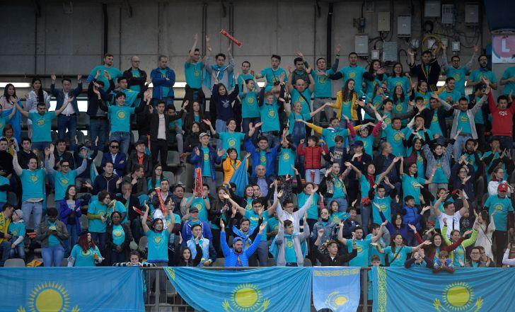צפו בתקציר: קזחסטן פירקה את סן מרינו עם 0:4