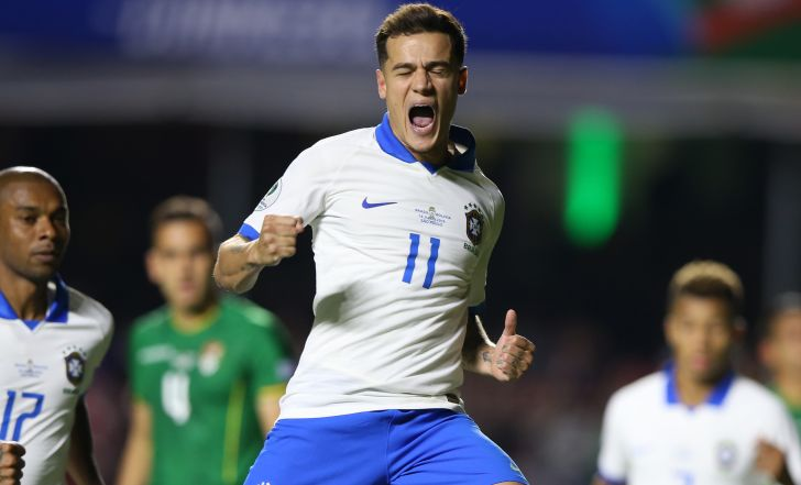 צפו בתקציר: ברזיל פתחה את הקופה אמריקה עם 0:3 חד צדדי על בוליביה