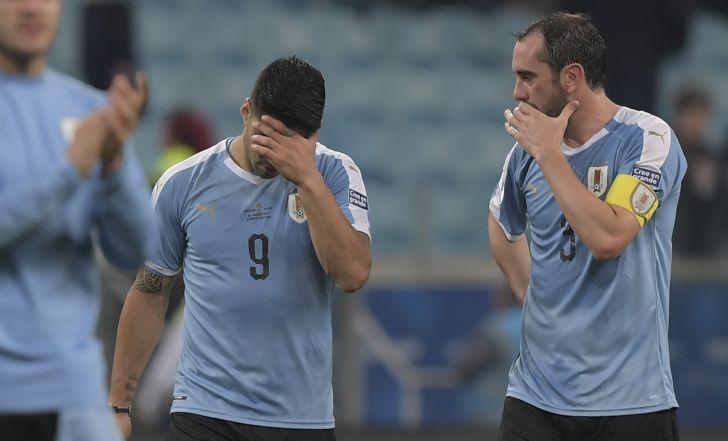 צפו בתקציר: אורוגוואי חזרה פעמים מפיגור וחילצה 2:2 נגד יפן
