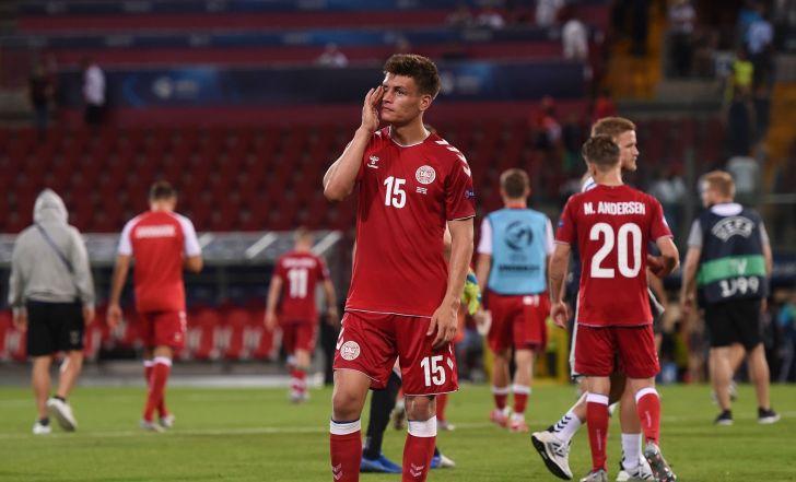 צפו בתקציר: 0:2 לדנמרק על סרביה לא הספיק לה לחצי הגמר
