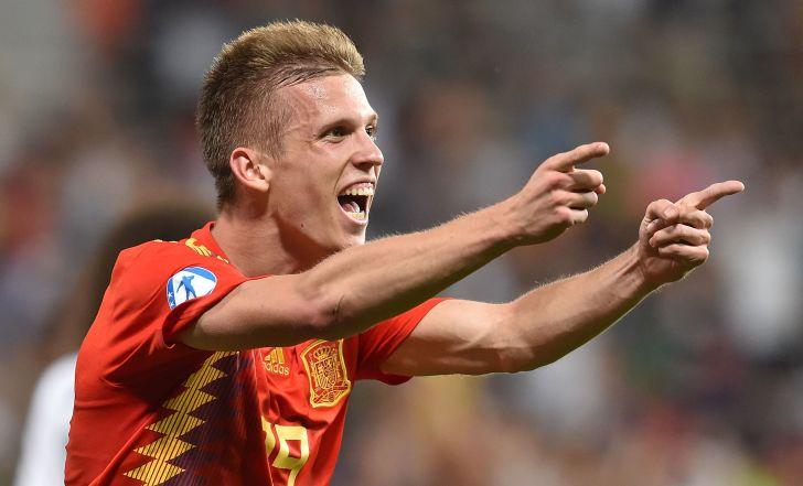 צפו בתקציר: ספרד הצעירה חזרה מפיגור וניצחה 1:4 את צרפת