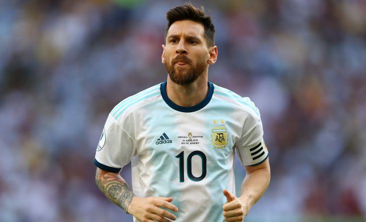 צפו בתקציר: ארגנטינה גברה 0:2 על ונצואלה ברבע הגמר