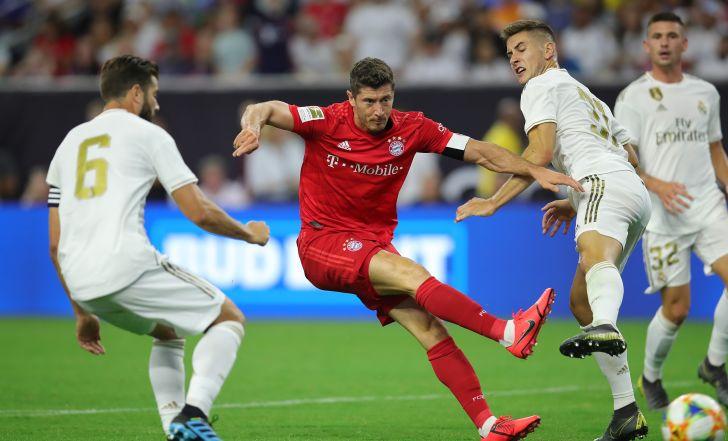 צפו בתקציר: רודריגו כבש גולאסו אך ריאל הפסידה 3:1 לבאיירן