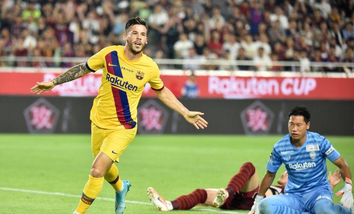 צפו בתקציר: ברצלונה ניצחה 0:2 את דויד וייה ואנדרס אינייסטה