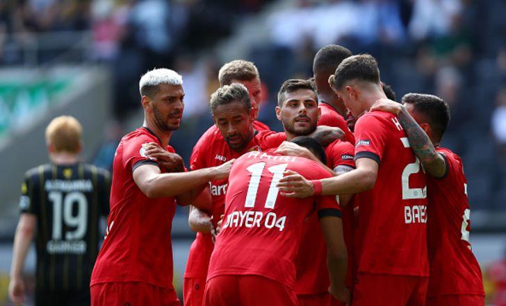 צפו בתקציר: לברקוזן ובוס הביסו 1:4 בדרך לשלב הבא בגביע הגרמני