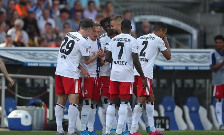 צפו בתקציר: המבורג מחצה את ארצגבירגה 0:4 וטיפסה למקום השני