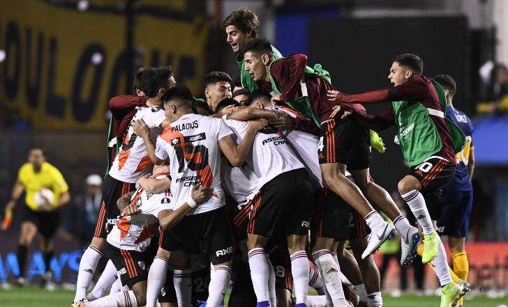 צפו בתקציר: ריבר פלייט הפסידה 1:0 לבוקה ועלתה לגמר הליברטדורס