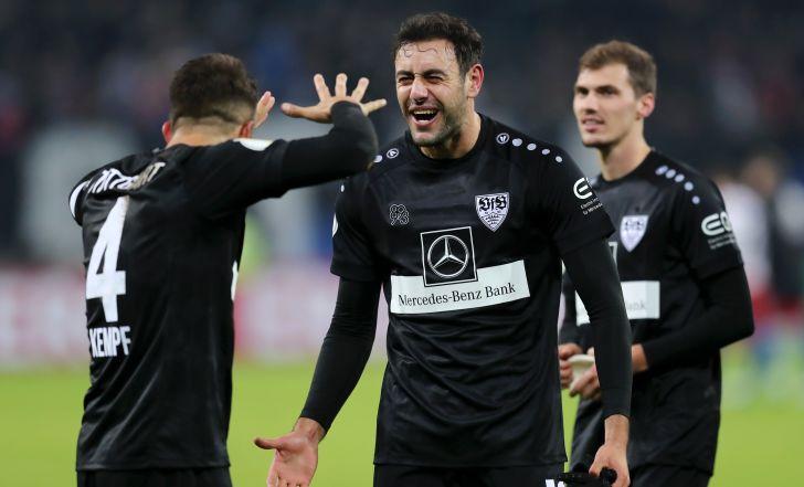 צפו בתקציר: שטוטגרט העיפה את המבורג מהגביע לאחר הארכה