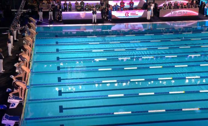צפו בתקציר: ליגת השחייה הבינלאומית במחזור ה- 6 והאחרון
