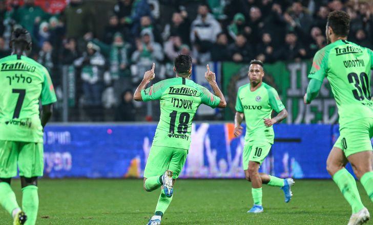 צפו: מכבי חיפה גברה 1:2 על קריית שמונה לפני משחק העונה
