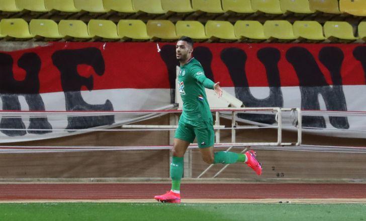 צפו: סנט אטיין גברה 0:1 על מונאקו והעיפה אותה מהגביע הצרפתי