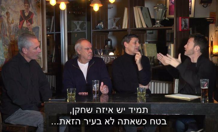 סערה בממלכה: לירן שכנר מארח את רוני דניאל, יואב לימור ואלון בן דוד