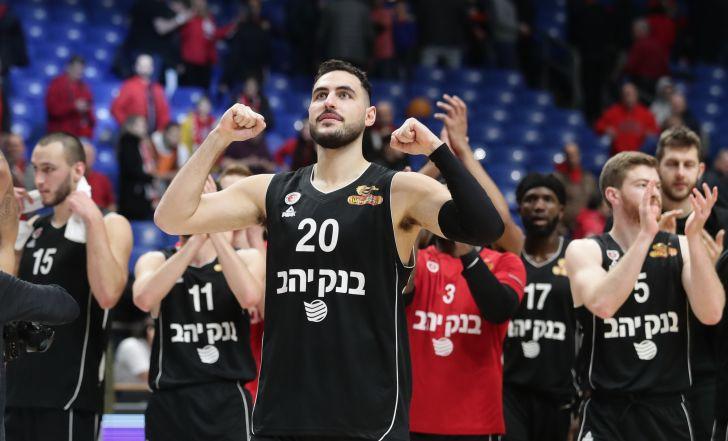 """צפו בתקציר: ירושלים חזרה מהפגרה עם 78:84 על ראשל""""צ"""