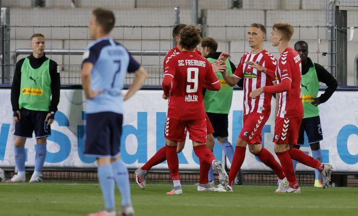 צפו בתקציר: פטרסן העניק לפרייבורג 0:1 על בורוסיה מנשנגלדבאך