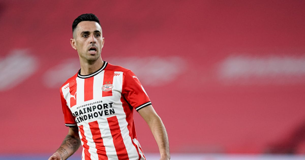 Eran Zehavi and PSV Eindhoven against Olympiacos, live broadcast